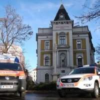 Visit to Emergency Medical Services Vienna - Mardi 12 novembre 2019 17:00-19:00