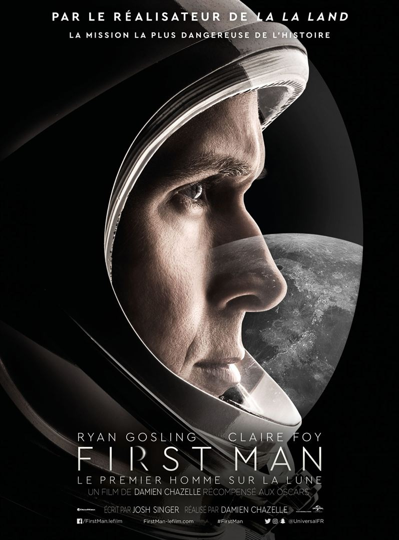 Club Cinéma : The First Man